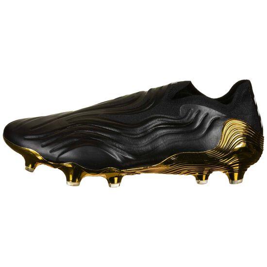 Copa Sense+ FG Fußballschuh Herren, schwarz / gold, zoom bei OUTFITTER Online
