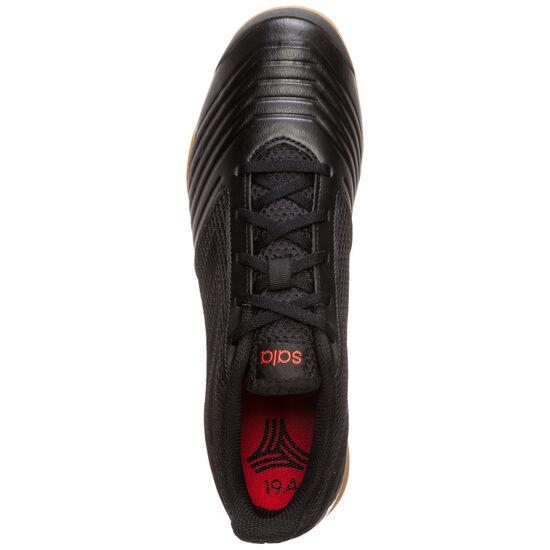 Predator 19.4 Sala Indoor Fußballschuh Herren, schwarz / rot, zoom bei OUTFITTER Online