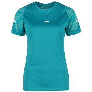 Strike 21 Trainingsshirt Damen, türkis / weiß, zoom bei OUTFITTER Online