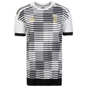 Juventus Turin Home Pre-Match T-Shirt Herren, Weiß, zoom bei OUTFITTER Online