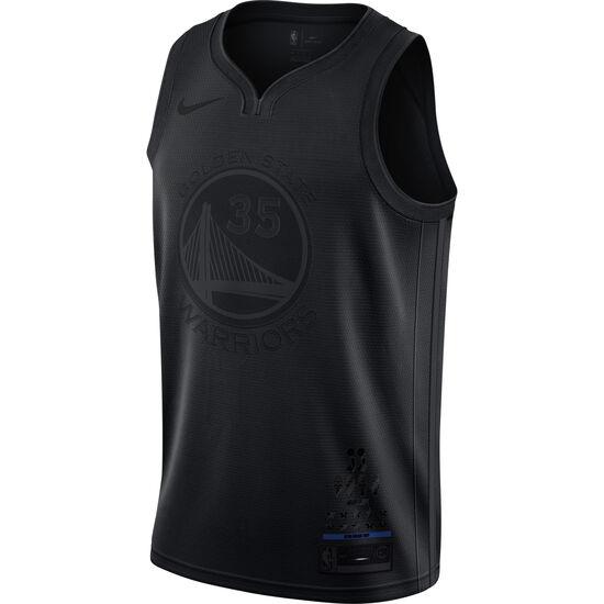 NBA MVP Swingman Kevin Durant Basketballtrikot Herren, schwarz, zoom bei OUTFITTER Online