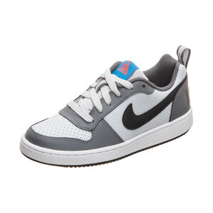 Court Borough Low Sneaker Kinder, grau / anthrazit, zoom bei OUTFITTER Online