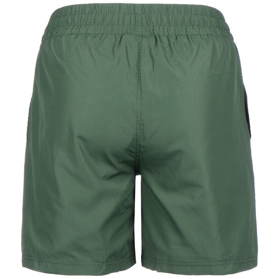 NFL Logo and Wordmark Green Bay Packers Shorts Herren, dunkelgrün / gelb, zoom bei OUTFITTER Online