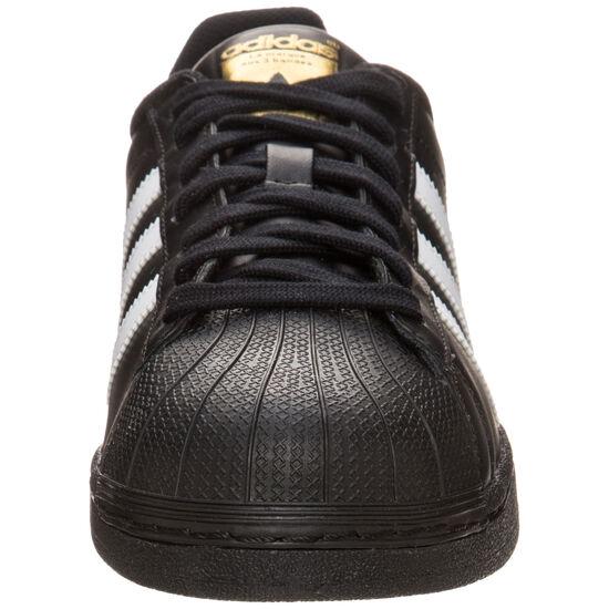 Superstar Foundation Sneaker, Schwarz, zoom bei OUTFITTER Online