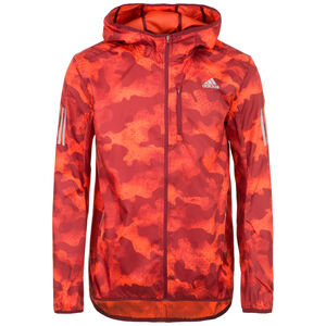 Own The Run Laufjacke Herren, orange / rot, zoom bei OUTFITTER Online
