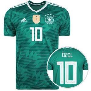 DFB Trikot Away Özil WM 2018 Herren, Grün, zoom bei OUTFITTER Online