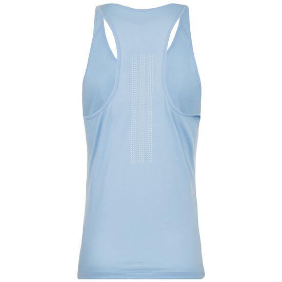 Prime 3-Streifen Trainingstank Damen, blau, zoom bei OUTFITTER Online