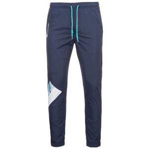 Sinzio Archivio Jogginghose Herren, blau / weiß, zoom bei OUTFITTER Online