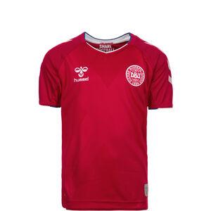 Dänemark Trikot Home WM 2018 Kinder, Rot, zoom bei OUTFITTER Online