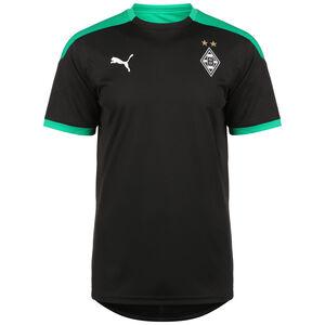 Borussia Mönchengladbach Trainingsshirt Herren, schwarz / grün, zoom bei OUTFITTER Online