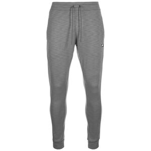 Optic Fleece Jogginghose Herren, grau, zoom bei OUTFITTER Online