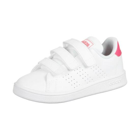 Advantage C Sneaker, weiß / pink, zoom bei OUTFITTER Online
