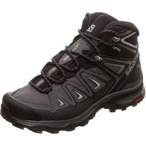 X Ultra 3 Mid GTX Trail Laufschuh Damen, dunkelgrau / schwarz, zoom bei OUTFITTER Online