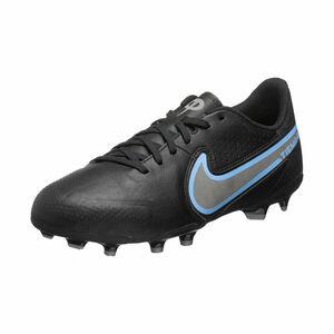 Tiempo Legend 9 Academy MG Fußballschuh Kinder, schwarz / blau, zoom bei OUTFITTER Online