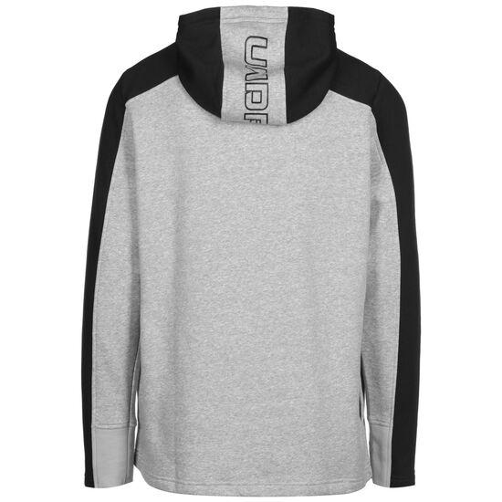 Baseline Fleece Kapuzenpullover Herren, grau / schwarz, zoom bei OUTFITTER Online