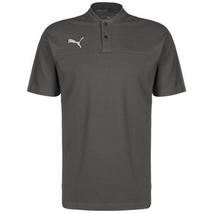 CUP Casuals Poloshirt Herren, anthrazit, zoom bei OUTFITTER Online