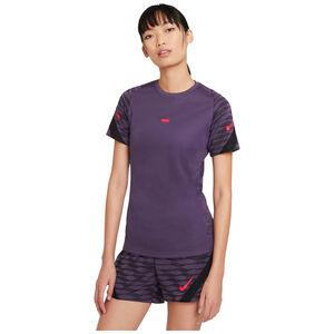 Strike 21 Trainingsshirt Damen, lila / schwarz, zoom bei OUTFITTER Online