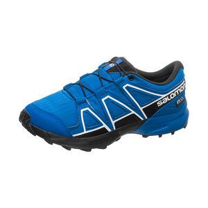 Speedcross CSWP Trail Laufschuh Kinder, blau / schwarz, zoom bei OUTFITTER Online