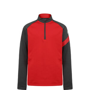 Dry Academy Pro Trainingsshirt Kinder, rot / anthrazit, zoom bei OUTFITTER Online