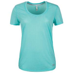 HeatGear Threadborne Streaker Laufshirt Damen, mint, zoom bei OUTFITTER Online
