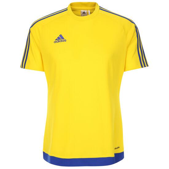 Estro 15 Fußballtrikot Herren, gelb / blau, zoom bei OUTFITTER Online