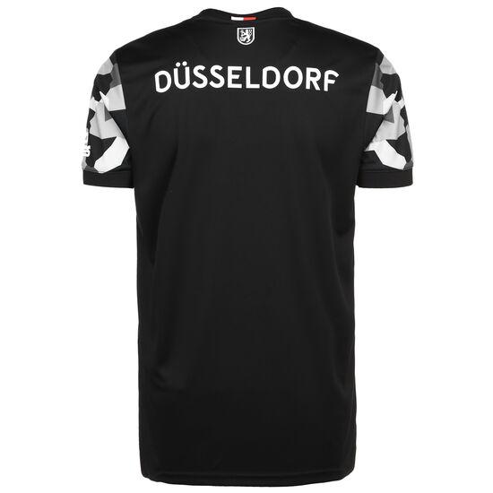 Fortuna Düsseldorf Trikot 3rd 2020/2021 Herren, schwarz / grau, zoom bei OUTFITTER Online