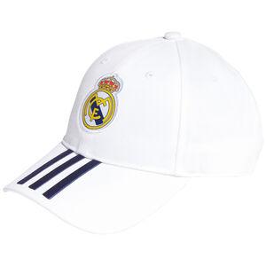Real Madrid Baseball Cap, weiß / blau, zoom bei OUTFITTER Online