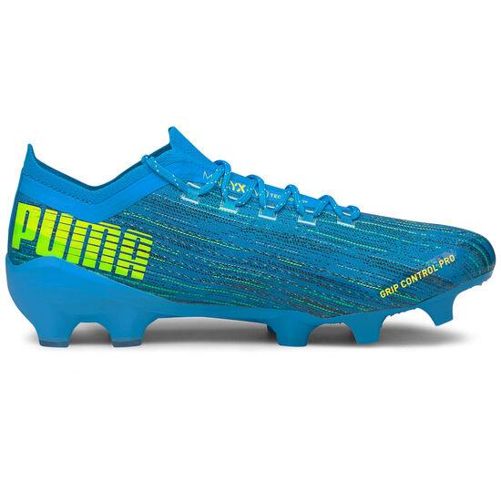 ULTRA 1.2 FG/AG Fußballschuh Herren, blau / neongelb, zoom bei OUTFITTER Online