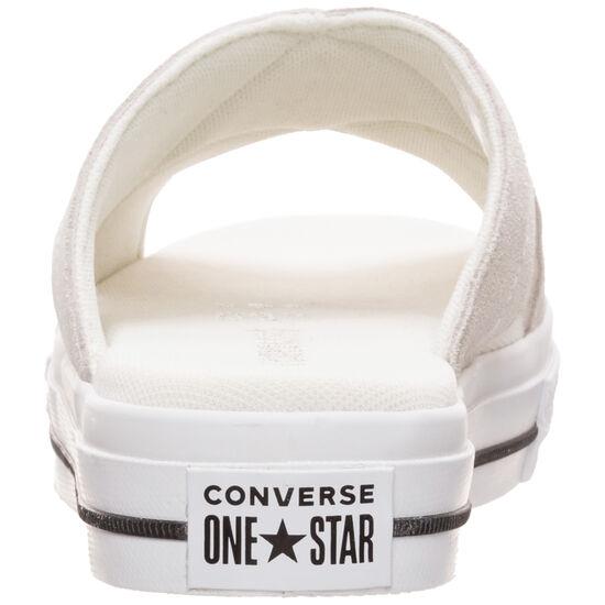 One Star Suede Sandale Damen, beige / weiß, zoom bei OUTFITTER Online