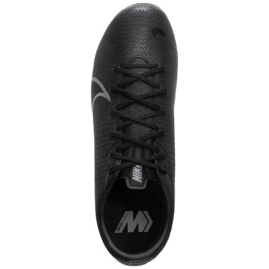 Mercurial Vapor XIII Academy MG Fußballschuh Herren, schwarz / grau, zoom bei OUTFITTER Online