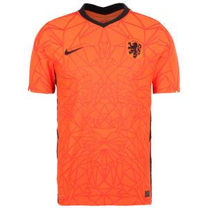 Niederlande Trikot Home Vapor Match EM 2021 Herren, orange / schwarz, zoom bei OUTFITTER Online