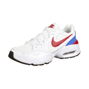 Air Max Fusion GS Sneaker Kinder, weiß / rot, zoom bei OUTFITTER Online