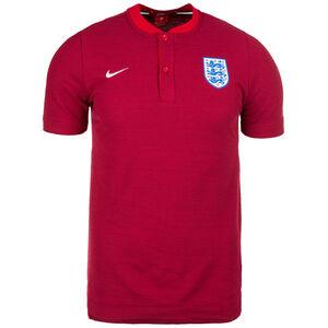 England Authentic Poloshirt WM 2018 Herren, rot / weiß, zoom bei OUTFITTER Online