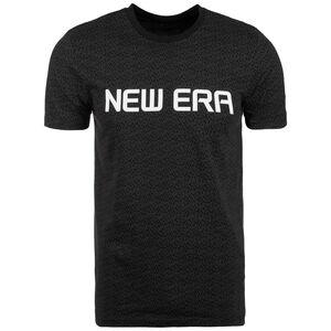 NE Rain Camo T-Shirt Herren, schwarz / weiß, zoom bei OUTFITTER Online