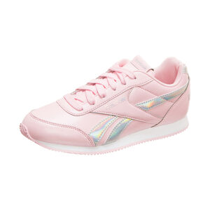 Royal Classic Jogger 2 Sneaker Kinder, rosa / weiß, zoom bei OUTFITTER Online