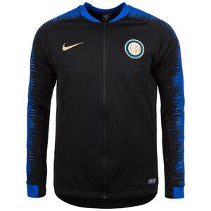 Inter Mailand Anthem Jacke Herren, Schwarz, zoom bei OUTFITTER Online