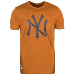 MLB Seasonal Team Logo New York Yankees T-Shirt, braun / anthrazit, zoom bei OUTFITTER Online