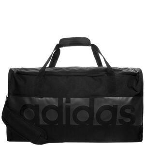 Tiro Linear Teambag Medium Fußballtasche, schwarz / grau, zoom bei OUTFITTER Online