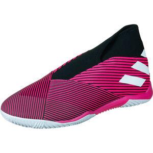 Nemeziz 19.3 LL Indoor Fußballschuh Herren, pink / weiß, zoom bei OUTFITTER Online