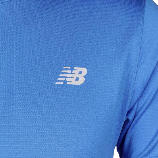Accelerate Short Sleeve Trainingsshirt Herren, blau, zoom bei OUTFITTER Online