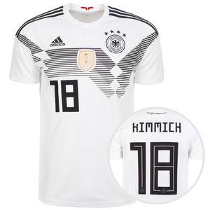 DFB Trikot Home Kimmich WM 2018 Herren, Weiß, zoom bei OUTFITTER Online