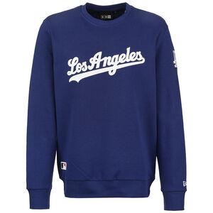 MLB Los Angeles Dodgers Script Wordmark Sweatshirt Herren, blau / weiß, zoom bei OUTFITTER Online
