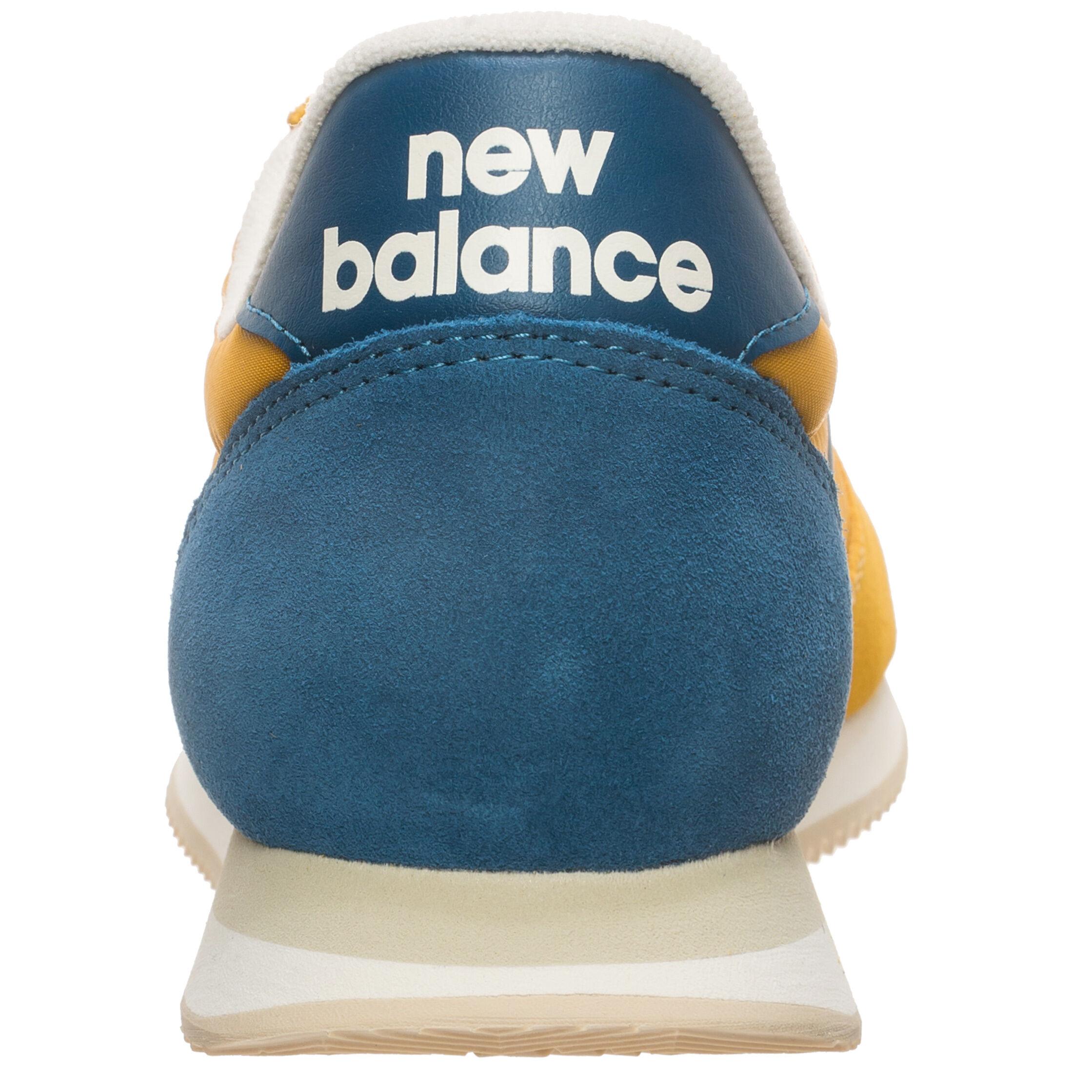 new balance u220 herren gelb