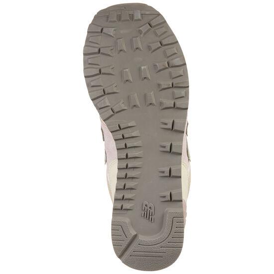 ML574-B Sneaker Damen, beige / weiß, zoom bei OUTFITTER Online