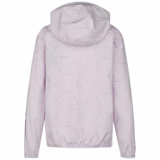 Woven Printed Trainingsjacke Damen, flieder, zoom bei OUTFITTER Online