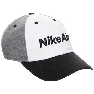 H86 Strapback Cap, schwarz / weiß, zoom bei OUTFITTER Online