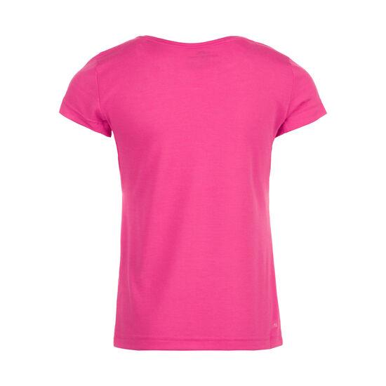 Prime Trainingsshirt Kinder, pink / schwarz, zoom bei OUTFITTER Online