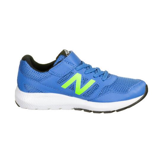YT570 Sneaker Kinder, blau / neongelb, zoom bei OUTFITTER Online