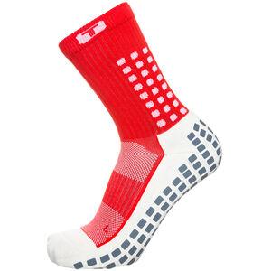 Mid-Calf Cushion Socken Herren, Rot, zoom bei OUTFITTER Online