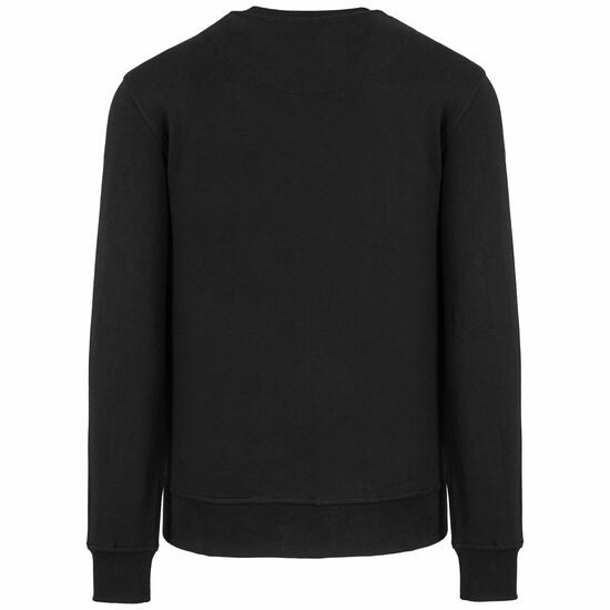 Punchingball Crewneck Sweatshirt Herren, schwarz / weiß, zoom bei OUTFITTER Online